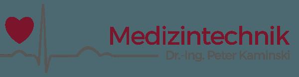 Medizintechnik Dr.-Ing. Peter Kaminski Logo farbig